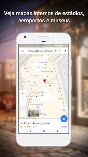 Google Maps - captura de ecrã 7