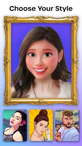 ToonArt: biên tập ảnh hoạt hình & phim hoạt hình - Ảnh chụp màn hình 7