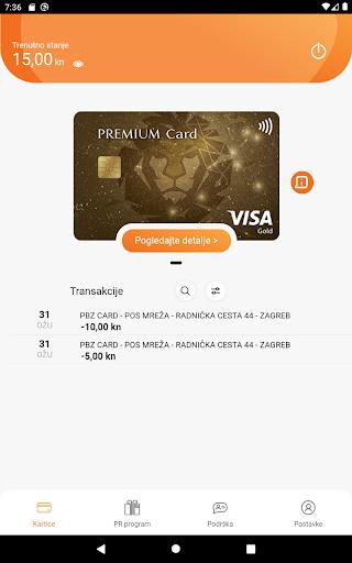 PBZ Card MyWay - screenshot 7
