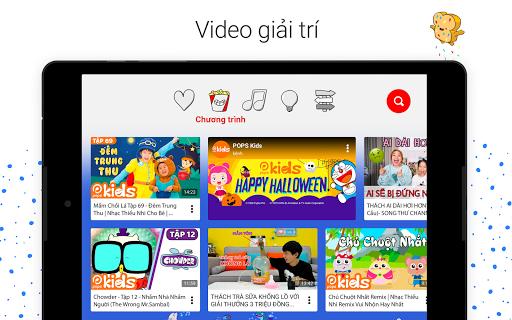 YouTube Kids - Ảnh chụp màn hình 7