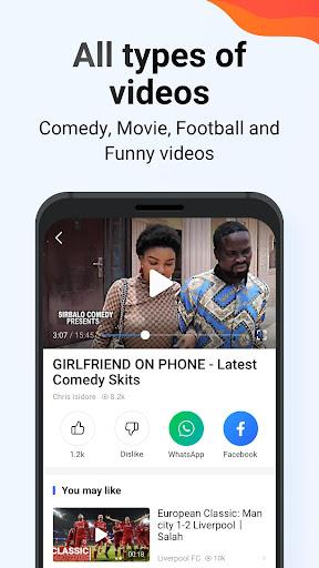 Phoenix Browser -Video Download, Private & Fast - Ảnh chụp màn hình 2