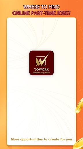 ToWork - check out jobs suit you - Ảnh chụp màn hình 0