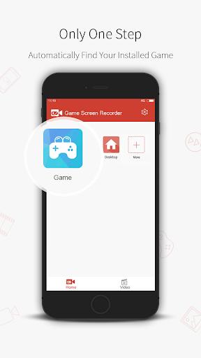 Game Screen Recorder - screenshot 0