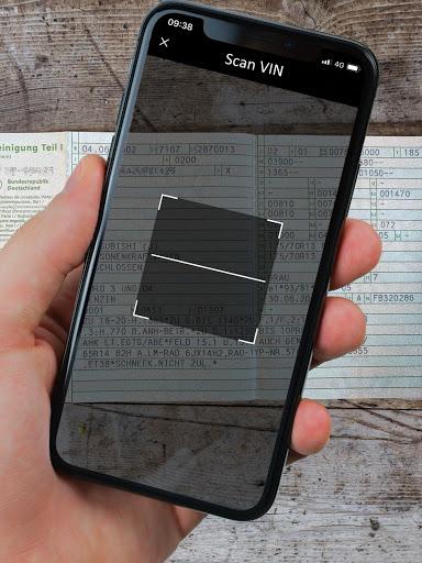 TecDoc Catalogue Mobile - captura de ecrã 9