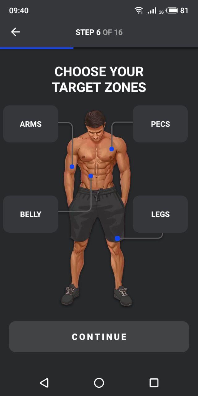 Muscle Booster - screenshot 0