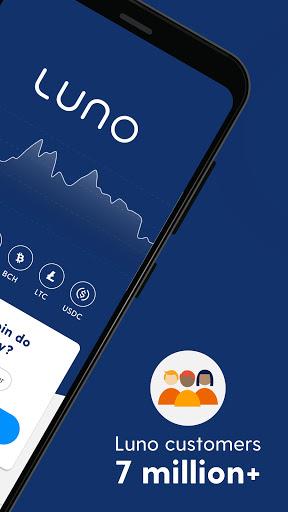 Luno: Buy Bitcoin, Ethereum and Cryptocurrency - Ảnh chụp màn hình 1