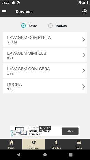 Lava Rápido iWash App - captura de ecrã 7