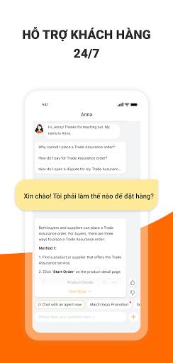 ƯD Thương Mại B2B Alibaba - Ảnh chụp màn hình 6