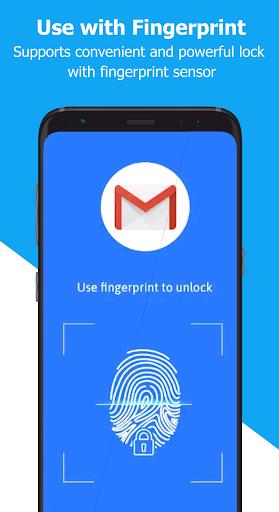 AppLock - Fingerprint - Ảnh chụp màn hình 0