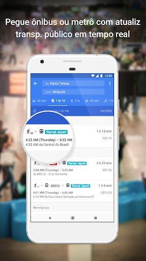 Google Maps - captura de ecrã 1