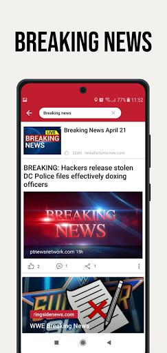 Opera News: Breaking Local & US Headlines - Ảnh chụp màn hình 2