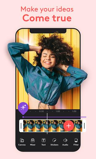 Videoleap by Lightricks. Official Android release! - Ảnh chụp màn hình 1