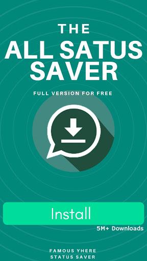 Status Saver - Trạng thái tải xuống cho Whatsapp - Ảnh chụp màn hình 6