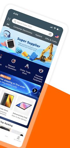 ƯD Thương Mại B2B Alibaba - Ảnh chụp màn hình 1