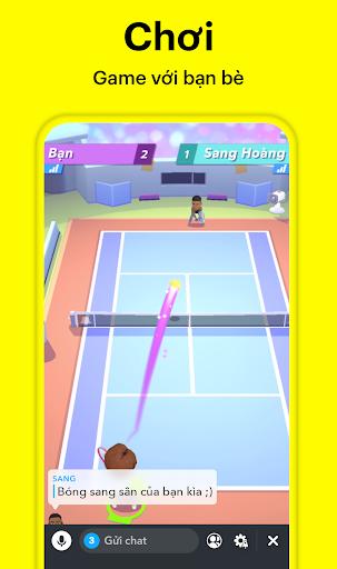 Snapchat - Ảnh chụp màn hình 4
