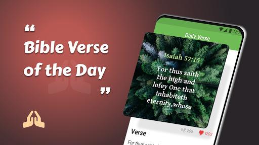 King James Bible (KJV) - Free Bible Verses + Audio - Ảnh chụp màn hình 8