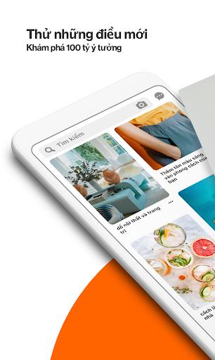 Pinterest: khám phá và lưu giữ tất cả mọi ý tưởng - Ảnh chụp màn hình 0