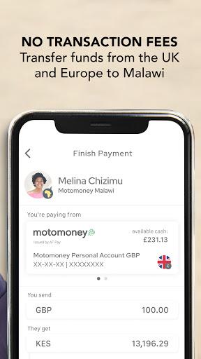 MotoMoney - screenshot 1