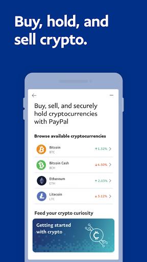 PayPal Mobile Cash: Send and Request Money Fast - Ảnh chụp màn hình 2