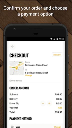 Debonairs Pizza - Ảnh chụp màn hình 3