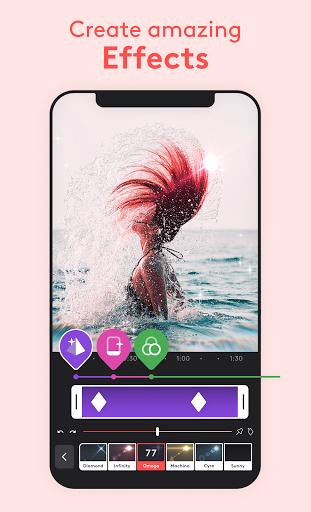 Videoleap by Lightricks. Official Android release! - Ảnh chụp màn hình 2
