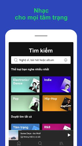 Spotify - Nghe nhạc hay, tìm podcast hữu ích - Ảnh chụp màn hình 7