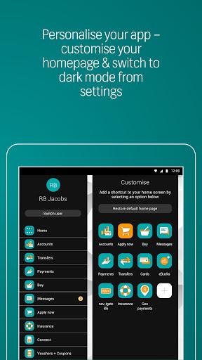 FNB Banking App - Ảnh chụp màn hình 9