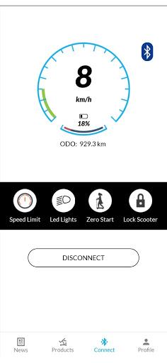 E-TWOW Connect - screenshot 6