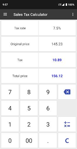 ClevCalc - Calculator - screenshot 7