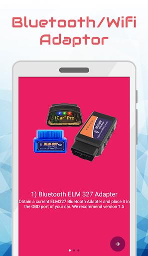 DtcFix - Wifi/Bluetooth Car Fault Code Diagnostic - screenshot 6