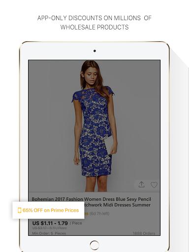 DHgate - online wholesale stores - Ảnh chụp màn hình 7
