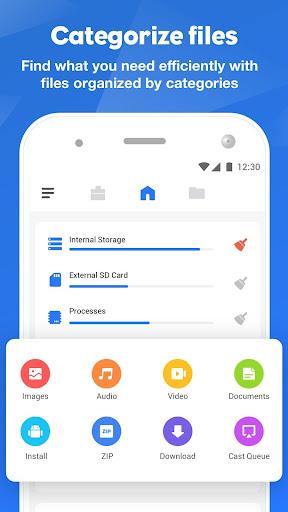 FileMaster: Quản lý tệp, truyền tệp - Ảnh chụp màn hình 0