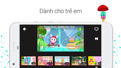 YouTube Kids - Ảnh chụp màn hình 3