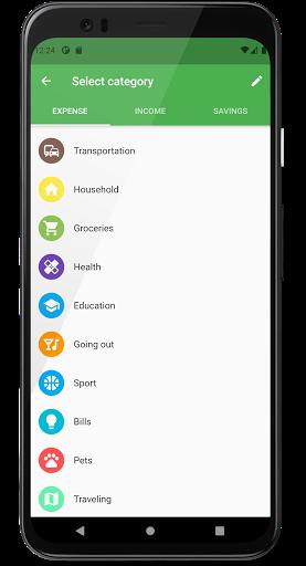 Numus: Expense, Savings & Income Tracker - screenshot 4