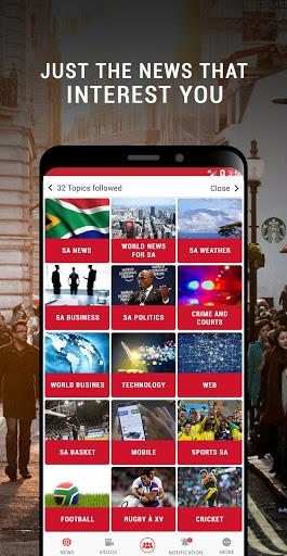 South Africa Breaking News - Ảnh chụp màn hình 6
