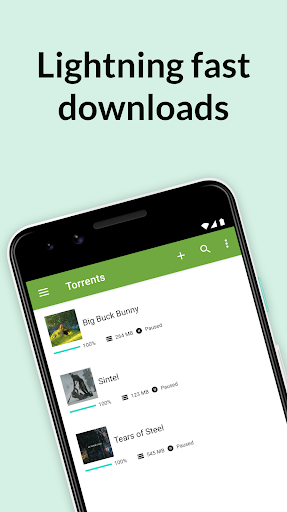 µTorrent®- Torrent Downloader - Ảnh chụp màn hình 0