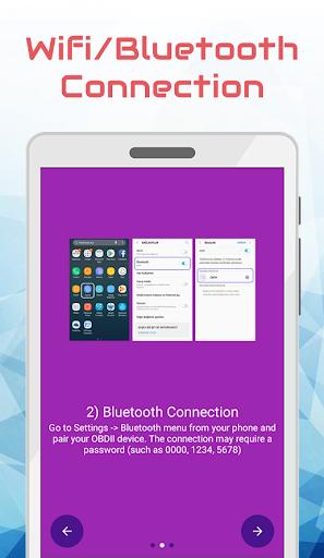 DtcFix - Wifi/Bluetooth Car Fault Code Diagnostic - screenshot 7