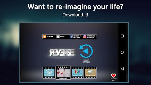 Reverse Movie FX - magic video - screenshot 4