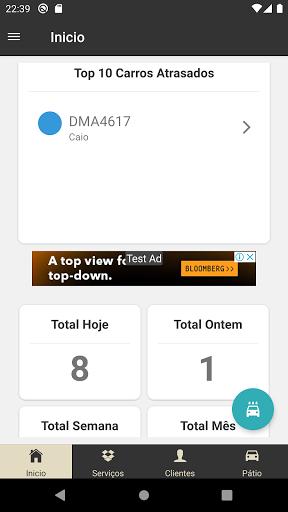 Lava Rápido iWash App - captura de ecrã 2
