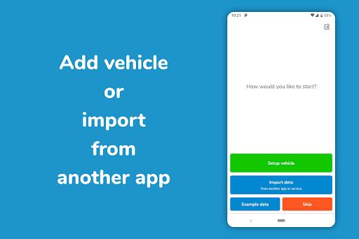 Registro de Conducir, Manutenção Carro, Rastreador - captura de ecrã 8