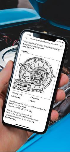 TecDoc Catalogue Mobile - captura de ecrã 4