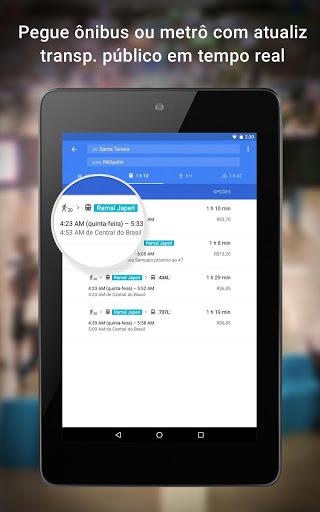 Google Maps - captura de ecrã 9