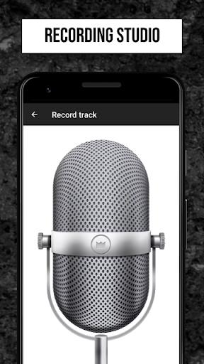 Rap Fame - Rap Music Studio with beats & vocal FX - Ảnh chụp màn hình 1