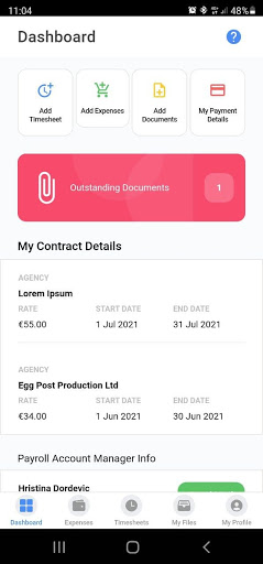 Icon Accounting - screenshot 0