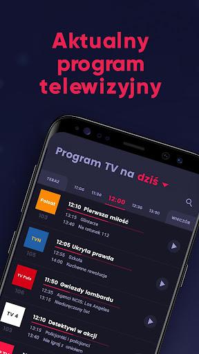 WP Pilot - telewizja internetowa online - screenshot 1