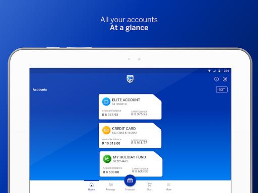 Standard Bank / Stanbic Bank - Ảnh chụp màn hình 6