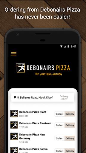 Debonairs Pizza - Ảnh chụp màn hình 0