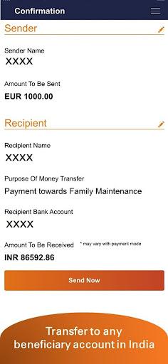 Money2India Europe - screenshot 5