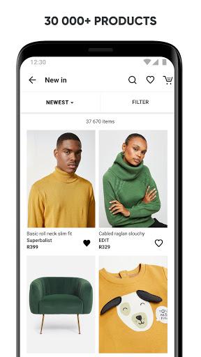 Superbalist.com   The No.1 Online Shopping App - Ảnh chụp màn hình 1