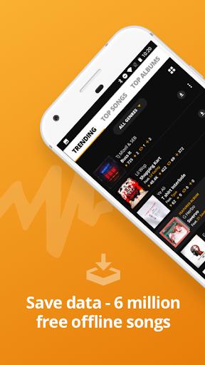 Audiomack: Download New Music Offline Free - Ảnh chụp màn hình 1